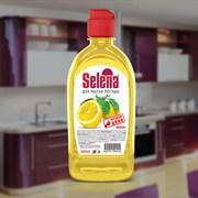 Средство для мытья посуды SELENA ЛИМОН /ВЫГОДНАЯ ЦЕНА/500мл  (20) МО-46