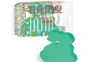"""Губка для тела TIAMO Baby """"Малыш"""", поролон (45)  /7745/"""