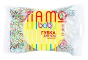 "Губка для тела TIAMO Baby ""Солнышко"", поролон (45)  /7742/"
