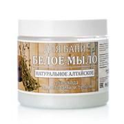 Мыло Day Spa для бани Белое 500мл/24шт/уп  /033834/