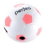 Цифровой аудио плеер Perfeo Music Footbal, розовый (VI-M009 pink )