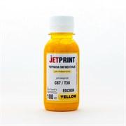 Чернила для Epson C67/TX117/S22 100мл Yellow пигментные