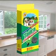 Ловушки от тараканов ТАЙГА 2шт в упаковке  (24)      ИН-20  *