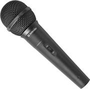 Микрофон MIC-130 Черный, 5м кабель, 73дБ DEFENDER