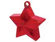 Грузик для шара Звезда КРАСНАЯ 170гр/A 1302-0660