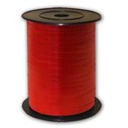 Лента (0,5см х 500м) Красный, Россия 4021